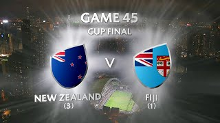 Fiji Vs New Zealand Cup Final Hong Kong 7s 2016 HD