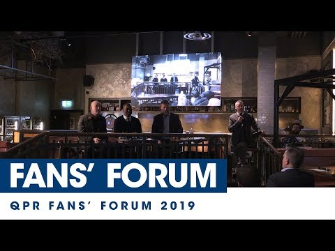 QPR's youth team walked off the pitch after a racist incident in Spain. Chief executive Lee Hoos responds to a fans question describing the situation as an,