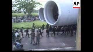 Video Rwandan troops leaving DR Congo and arriving in Kigali download MP3, 3GP, MP4, WEBM, AVI, FLV Oktober 2018