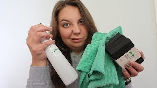 KOH CLEANING   PRODUCT REVIEW