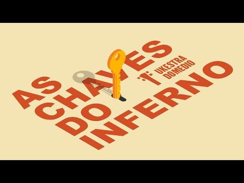 Ukestra do Medio - As Chaves do Inferno [Lyric Video]