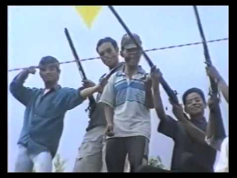 gun fire was used in limbu culture in ancient time.flv