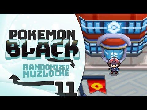"Pokemon Black Randomized Nuzlocke W/ Original151 EP 11 - ""WELCOME TO BATTLE CITY!"""
