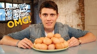 Ultimate Egg Challenge! // Do Try This At Home (Ep1)