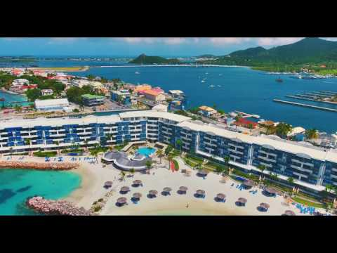 Saint-Martin [BEFORE IRMA]  Diamond Resort Hotel SxM