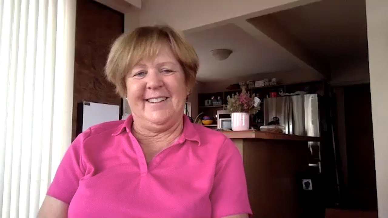 Breast cancer patient describes clinical trial experience during COVID-19