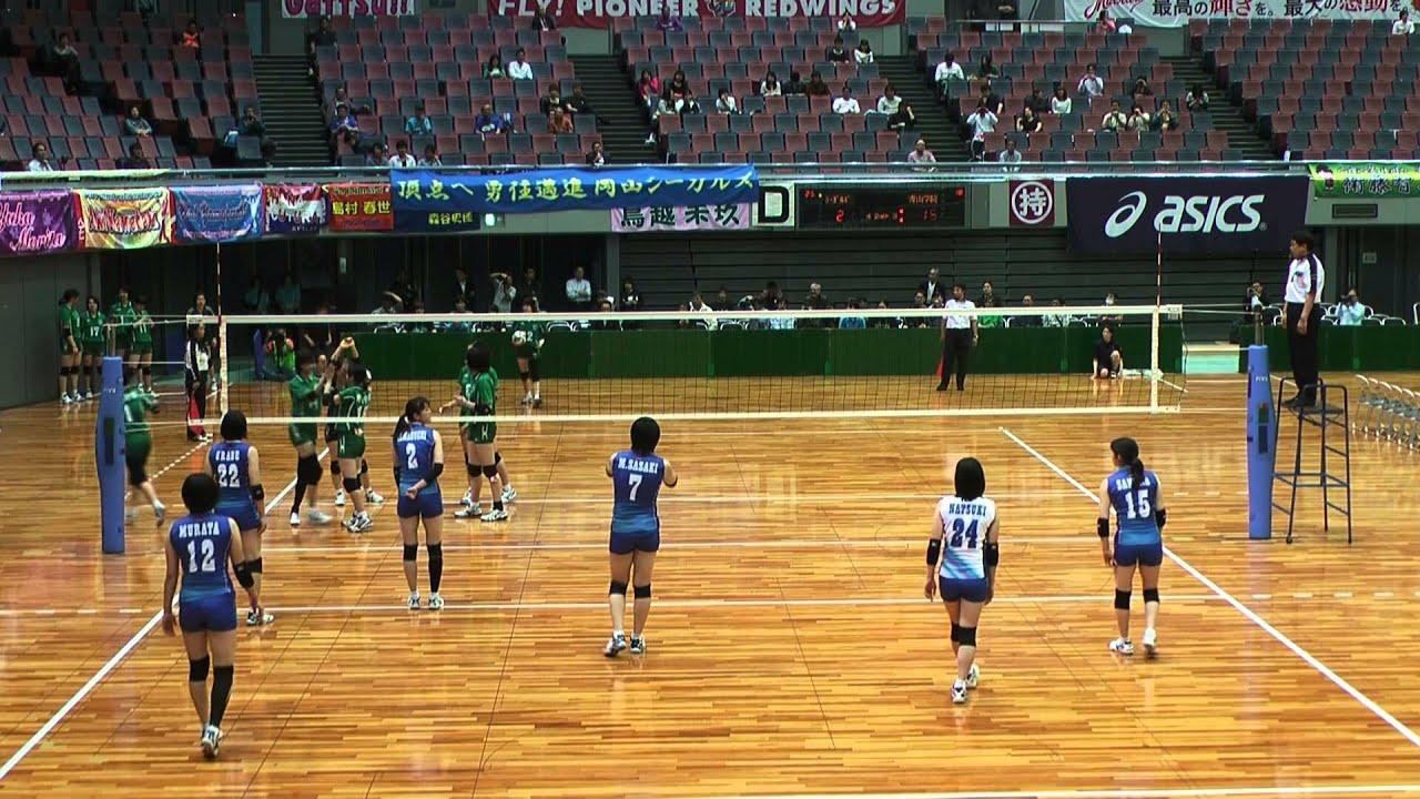 2014 第63回 黒鷲旗全日本男女選...