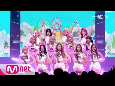 [WJSN - HAPPY] KPOP TV Show | M COUNTDOWN 170622 EP.529