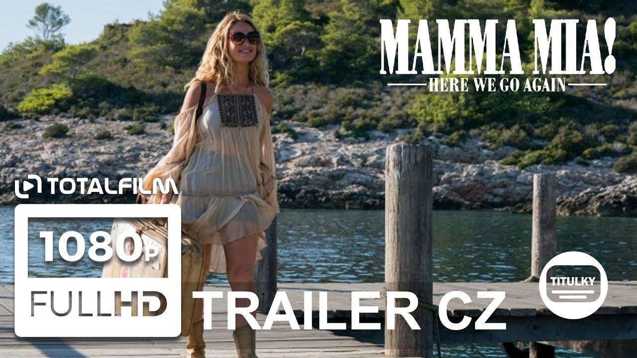 Mamma Mia! Here We Go Again! (2018) CZ HD trailer