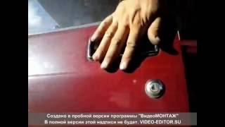 Замена ручки двери на ВАЗ 21074