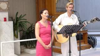 Von guten Mächten wunderbar geborgen - Andy Freund & Danja Bauer