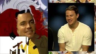 Channing Tatum Reveals His Dream Rogue Casting In Gambit Movie | MTV