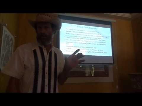 Chichen Itza Symposium Gerald Clark Lecture 1 Part 1 - 2017