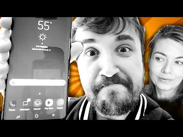 ELE CHEGOU! - Galaxy S8