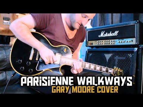 Gary Moore - Parisienne Walkway's cover