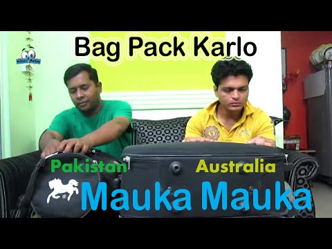 Mauka Mauka | India vs West Indies | Semi finals T20 World Cup 2016 | Bag Pack Karlo