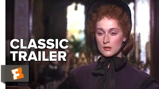 The French Lieutenant's Woman Official Trailer #1 - Meryl Streep Movie (1981) HD
