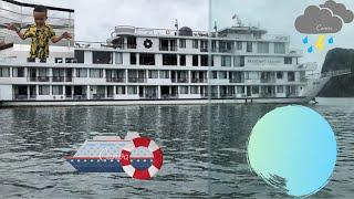 Family Trip Largest Cruises Ha Long Bay Viet Nam P3   Du Lịch Vịnh Hạ Long P3   HT BabyTV ✔︎