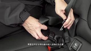 BMW X2 - Seat Belt for Middle Rear Seat