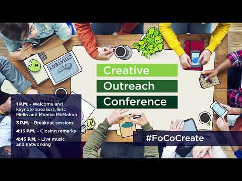 Creative Outreach Conference 2017
