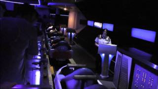 Space Mountain, Magic Kingdom, Walt Disney World, (HD 1080p)
