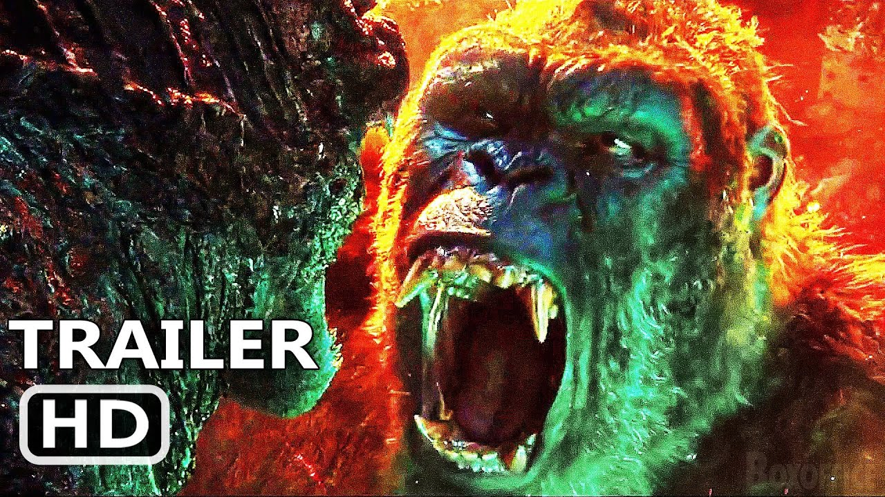 GODZILLA VS KONG Trailer 3 (NEW 2021)