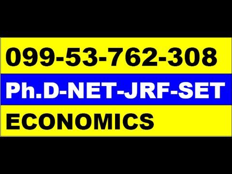 % economics lecture ugc net jrf  syllabus , ph-09953762308 , ugc net economics %