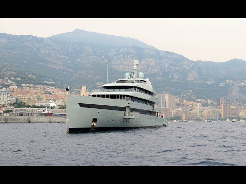 Superyacht Savannah in Antibes and Monaco