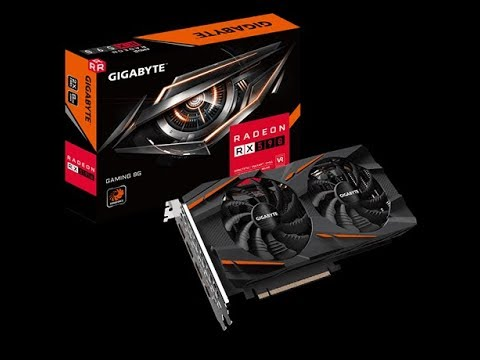 Gigabyte Radeon Rx 590 Gaming 8g Youtube