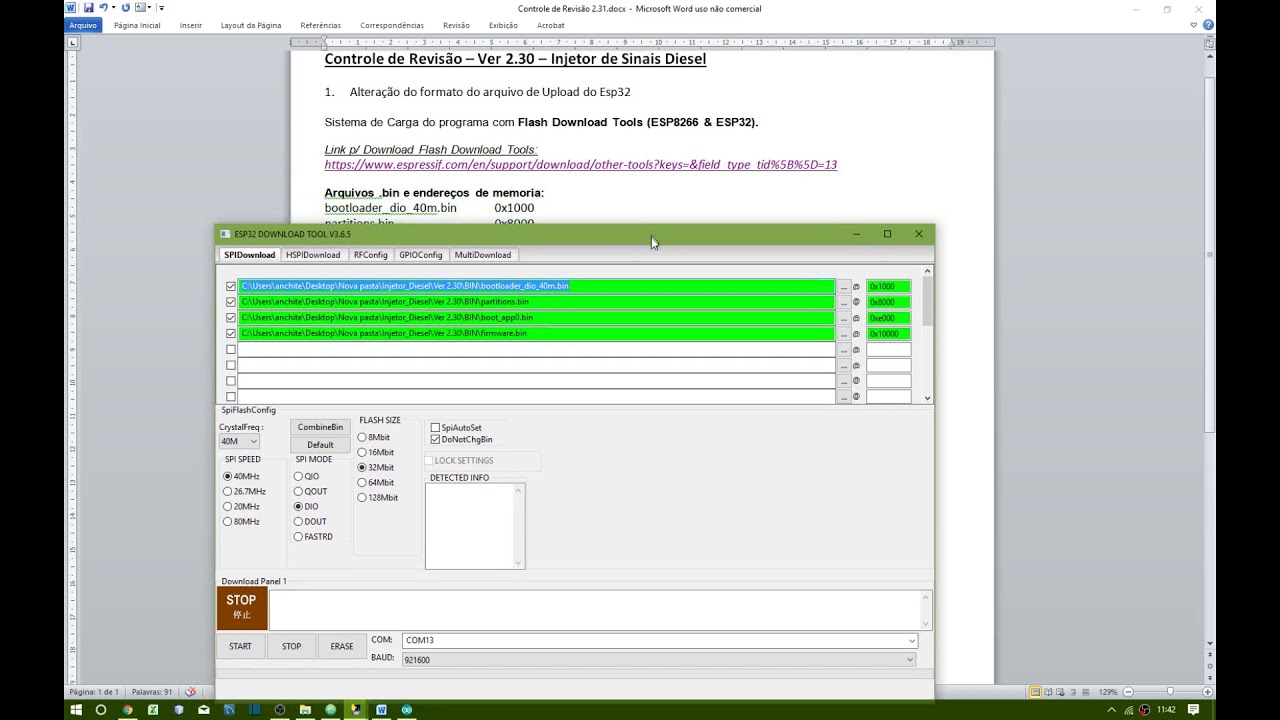 Injetor Sinais Diesel Release Ver2 3