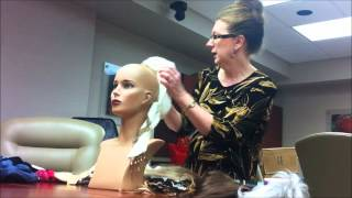Marcia LeVake - Look Good Feel Better: Alternatives To Wearing A Wig