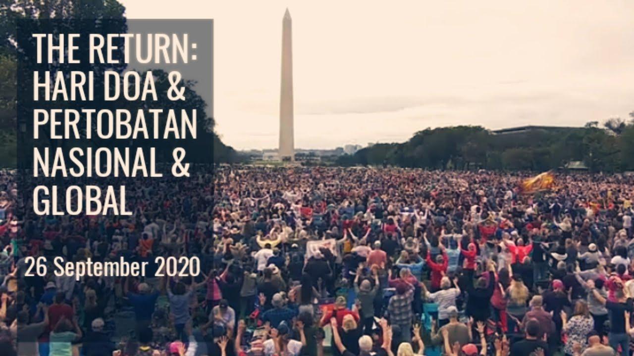 Wow! The Return: Hari Doa Dan Pertobatan Nasional Dan Global