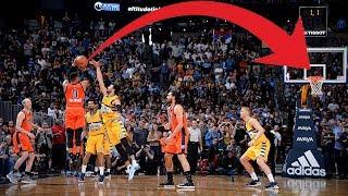 Top Basketball Moments 2017