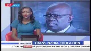 Trans Nzoia Education: Leaders decry falling standards of Education