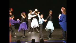 2017 -12th Annual 5th Grade Ballroom Competition