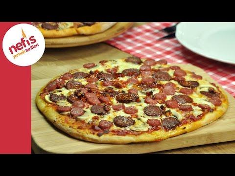 Pizza Tarifi | Pizza Hamuru Tarifi