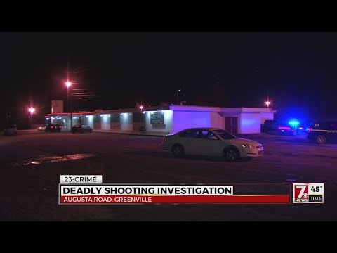 1 killed, 1 hurt in overnight shooting at Greenville Co. strip club