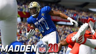 Madden 20 Official First Details! Career Mode, New Features & Gameplay