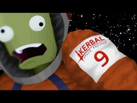 Illusion Of Credits [9] Kerbal Space Program 1.0 Career