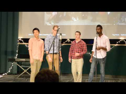 """""""Stand By Me"""" by Ben E King - Spring 2016 Cabaret"""