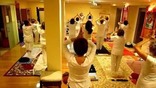 Yoga en Centro Nagarjuna Valencia