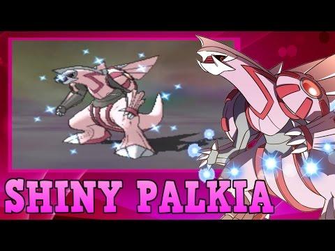 [LIVE] Shiny Palkia In Pokemon Omega Ruby!