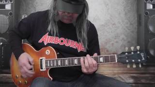 Airbourne - Get Back Up - Full Guitar Cover
