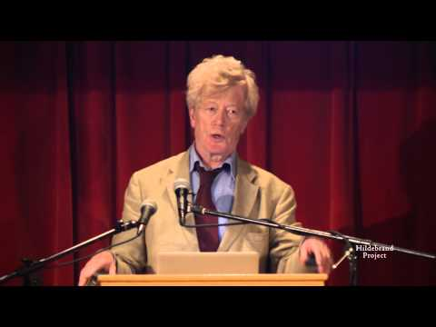 Beauty and Desecration - Roger Scruton - Power of Beauty Conference