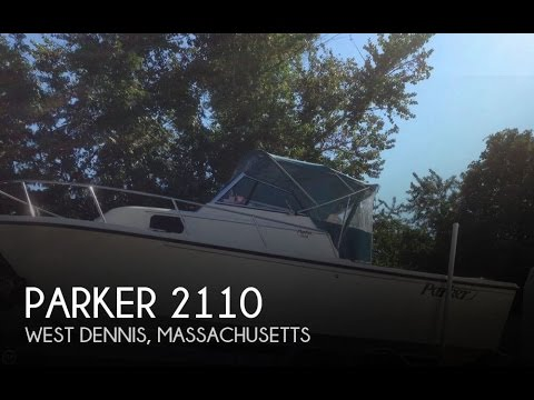 [UNAVAILABLE] Used 1996 Parker Marine Enterprises 2110 in West Dennis, Massachusetts