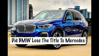 BMW No Longer The Leader In Luxury Cars In 2020 ??? Is MSNBC Telling The Truth ?