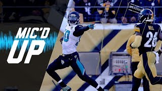 Mic'd Up Jaguars vs. Steelers Divisional Round