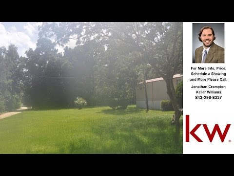 3804 Garden Hill Road, Awendaw, SC Presented by Jonathan Crompton.