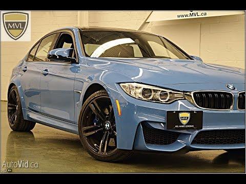 2015 BMW M3 276481   MVL leasing.com - Toronto Exotics