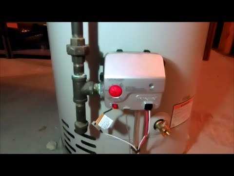 PLUMBING TIPS: 50 gallon natural gas water heater replacement